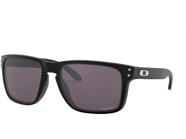 Oakley Holbrook XL Lunettes de soleil Homme, noir/gris